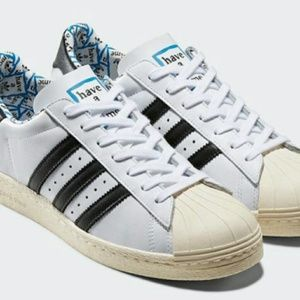 "adidas Shoes - Adidas ""Have a Good Time"" Superstar Shell Toe's🔥"